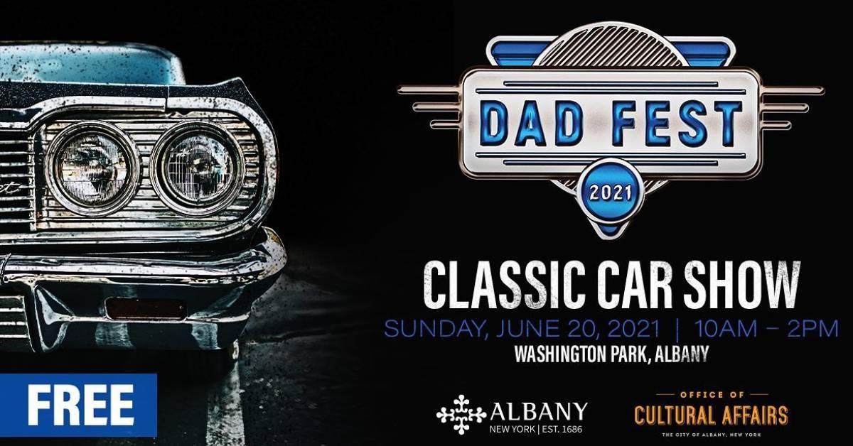 dad fest car show promo