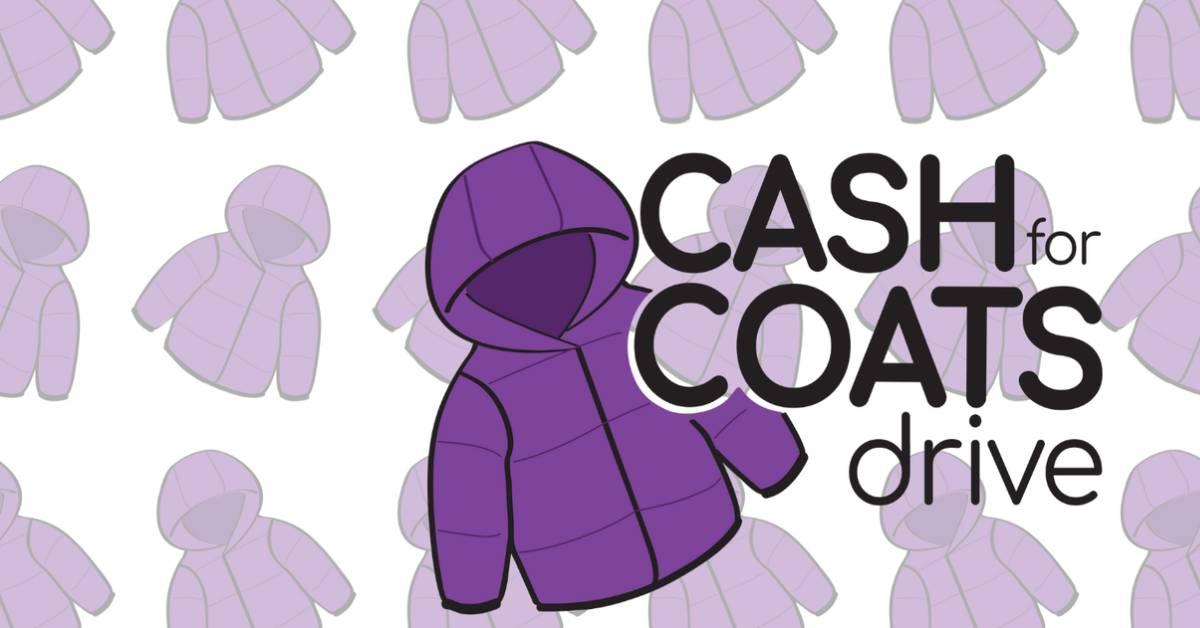 cash for coats drive image